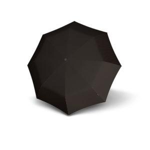 Vyriškas skėtis Knirps T200 Duomatic, Watson - Tobacco