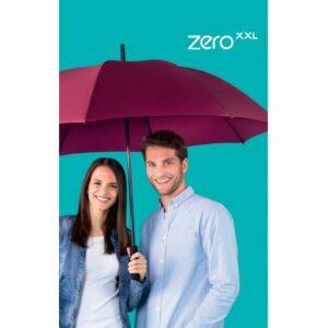 Skėtis Zero XXL Royal Berry, dviems, lengvas, su UV apsauga