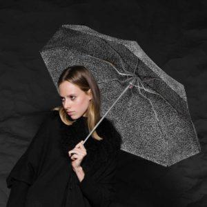 Moteriškas skėtis Knirps X1 NUNO design, su įdėklu modelis