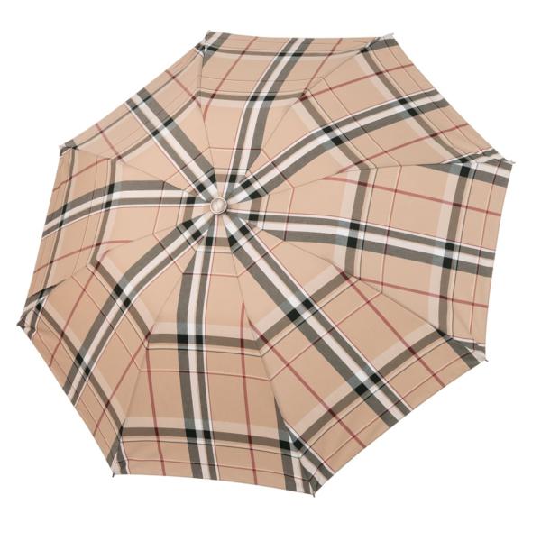 Vyriškas rankų darbo skėtis Doppler Manufaktur Rancher atidarytas