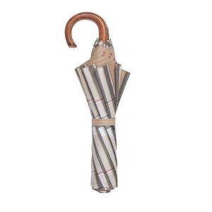Vyriškas rankų darbo skėtis Doppler Manufaktur Rancher uždarytas