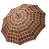 Vyriškas rankų darbo skėtis Doppler Manufaktur Rustika atidarytas