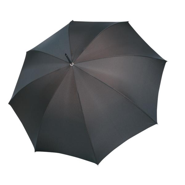 Vyriškas rankų darbo skėtis Doppler Manufaktur Kongo Orion atidarytas