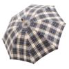 Vyriškas rankų darbo skėtis Doppler Manufaktur Ash Wood Zurs atidarytas