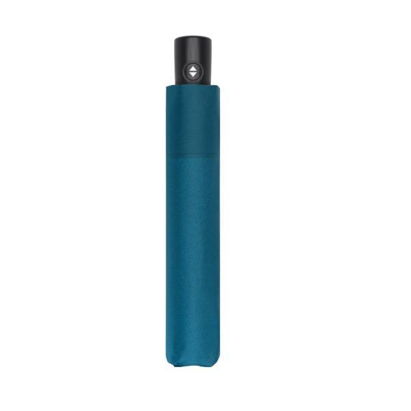 Unisex skėtis Doppler Zero Magic Ultra Blue, mėlyna, uždarytas