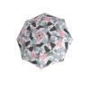 Moteriškas skėtis Doppler Automatic Crush pilko skėčio kupolas