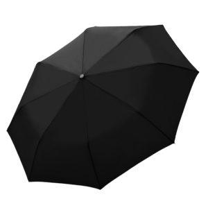 Universalus skėtis Doppler Fiber Magic juodas automatinis