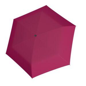 Moteriškas skėtis Doppler Carbonsteel Mini Slim Very Berry