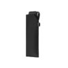 Moteriškas skėtis Doppler Carbonsteel Mini Slim juodas