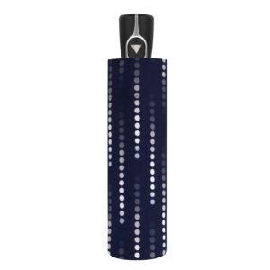 Moteriškas skėtis Doppler Fiber Magic Glamour tamsiai mėlynas