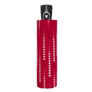 Moteriškas skėtis Doppler Fiber Magic Glamour raudonas