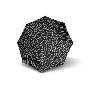 Moteriškas skėtis Knirps T200 Duomatic Nuno design Rain no2