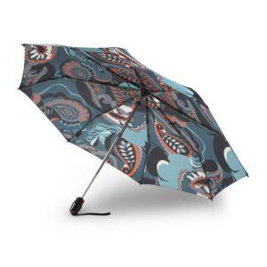 Moteriškas skėtis Knirps T200 Duomatic Romi Lake