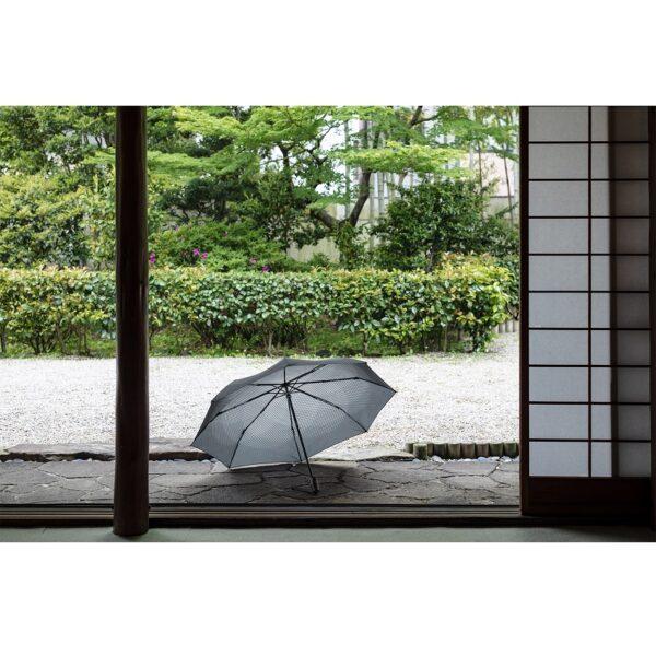 Moteriškas skėtis Knirps T200 Duomatic Nuno design Suiu