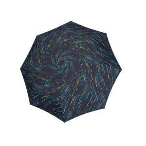Moteriškas skėtis Knirps X1 Lightning Blue