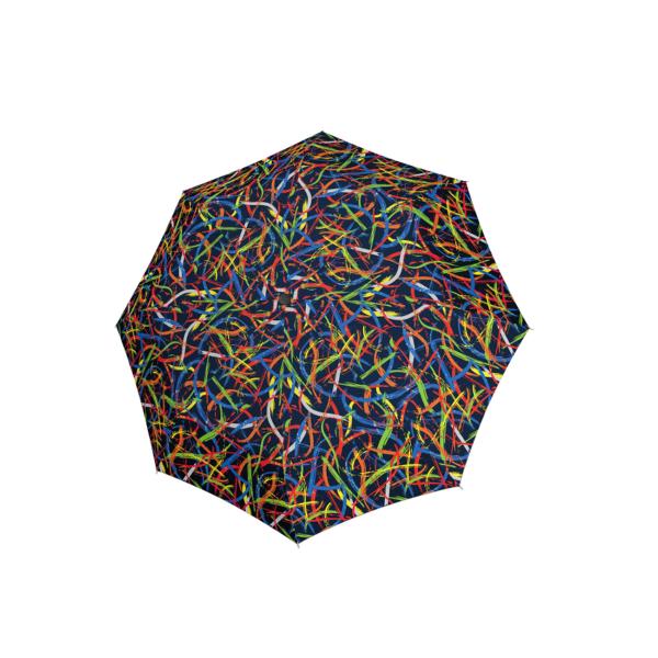 Moteriškas skėtis Doppler Fiber Magic Expression Blue