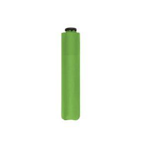Skėtis Doppler Zero99 Peppy Lime, šviesiai žalia, svoris tik 99 gramai!