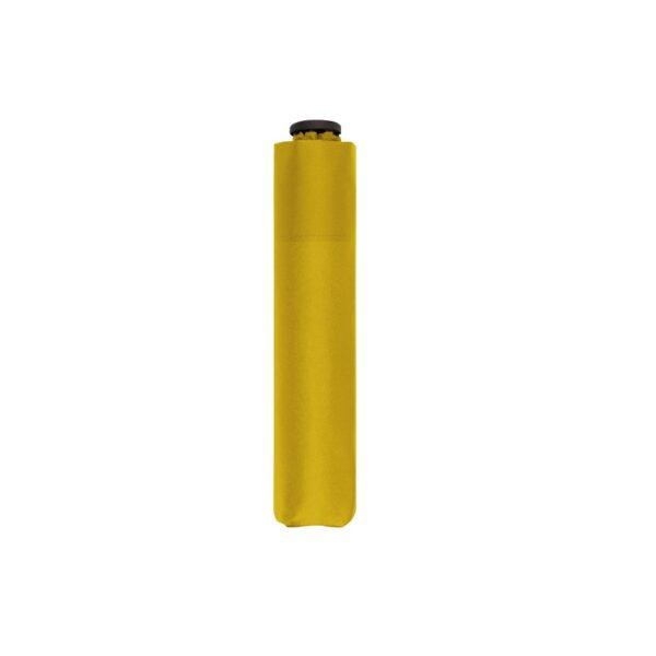 Skėtis Doppler Zero99 Shiny Yellow, geltona, svoris tik 99 gramai!