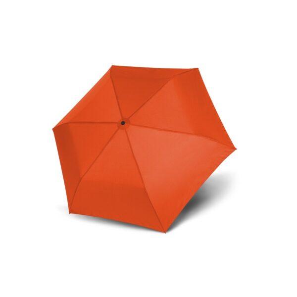 Skėtis Doppler Zero99 Vibrant Orange, Oranžinė, svoris tik 99 gramai!