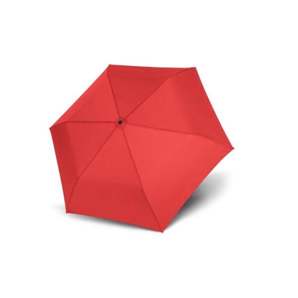 Skėtis Doppler Zero99 Fiery red, raudona, svoris tik 99 gramai!