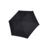 Skėtis Doppler Zero99 Simply Black, juodas, svoris tik 99 gramai!